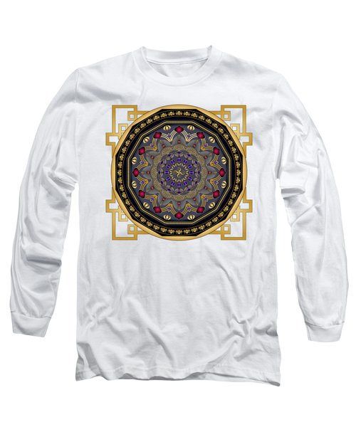 Circularium No 2652 Long Sleeve T-Shirt