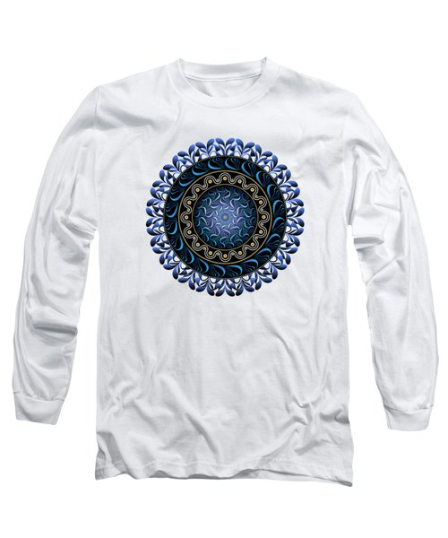 Circularium No 2657 Long Sleeve T-Shirt