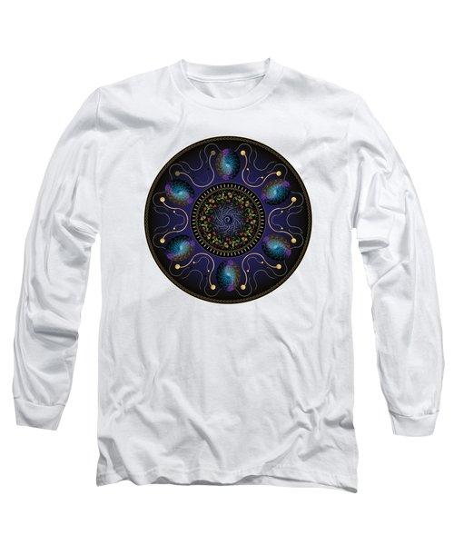 Circularium No 2707 Long Sleeve T-Shirt