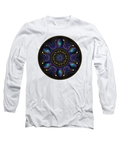 Circularium No 2707 Long Sleeve T-Shirt
