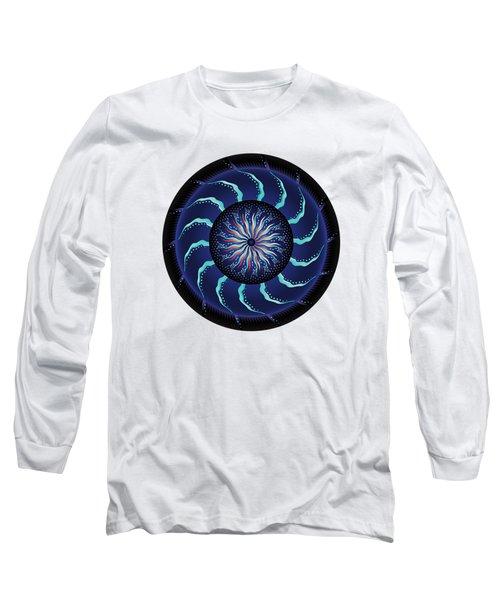 Circularium No 2711 Long Sleeve T-Shirt