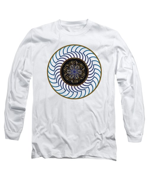 Circularium No. 2722 Long Sleeve T-Shirt