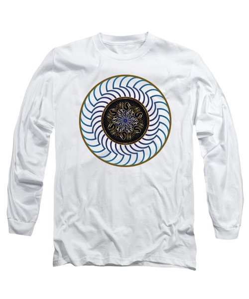 Circularium No. 2722 Long Sleeve T-Shirt