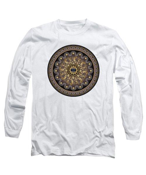 Circularium No. 2729 Long Sleeve T-Shirt