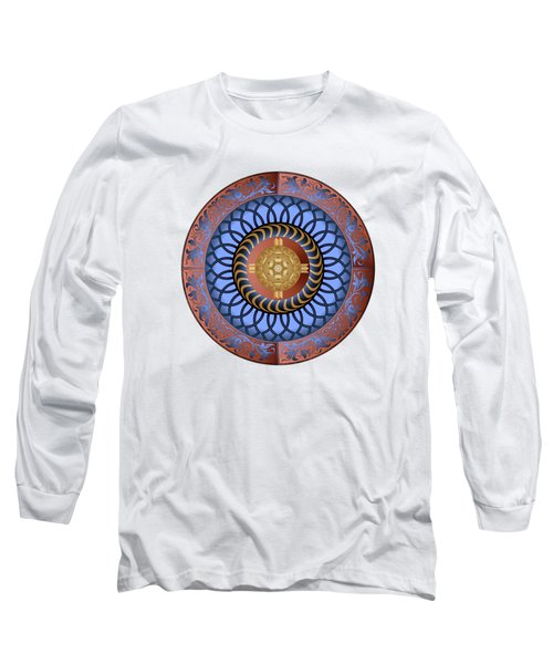 Circularium No. 2731 Long Sleeve T-Shirt