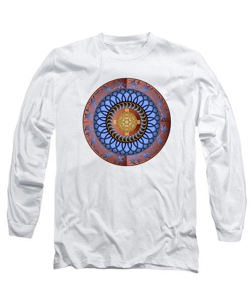Circularium No. 2731 Long Sleeve T-Shirt