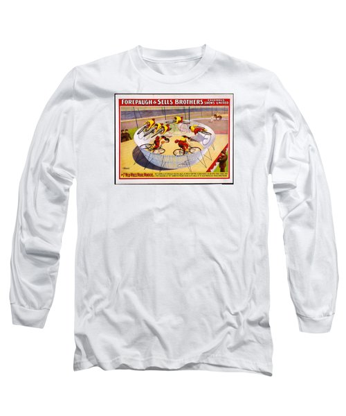 Circus Life Long Sleeve T-Shirt by Allen Beilschmidt