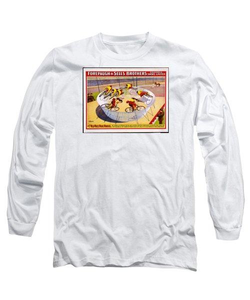 Circus Life Long Sleeve T-Shirt
