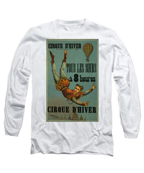 Cirque D'hiver Long Sleeve T-Shirt