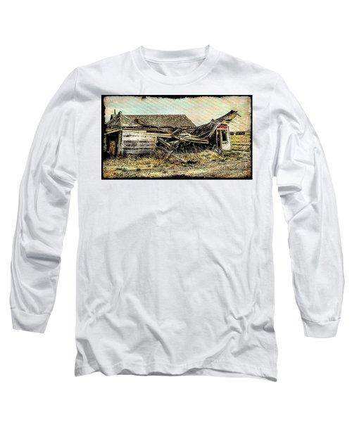Cisco Ghost Long Sleeve T-Shirt