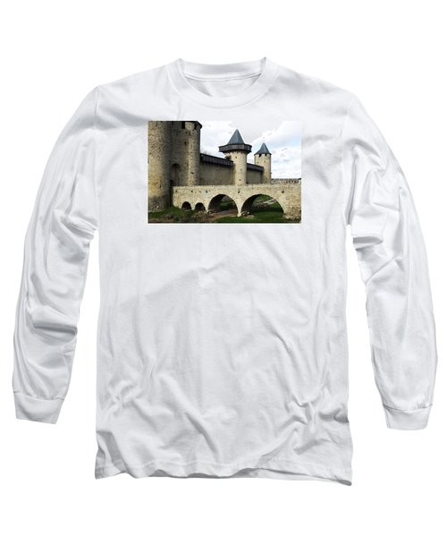 Citie De Carcassone Long Sleeve T-Shirt