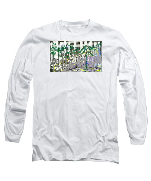City Life Rat Race Long Sleeve T-Shirt