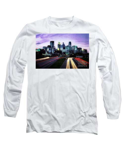 City Moves Long Sleeve T-Shirt