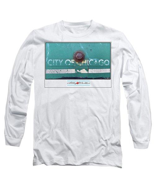 City Of Chi 1 Long Sleeve T-Shirt