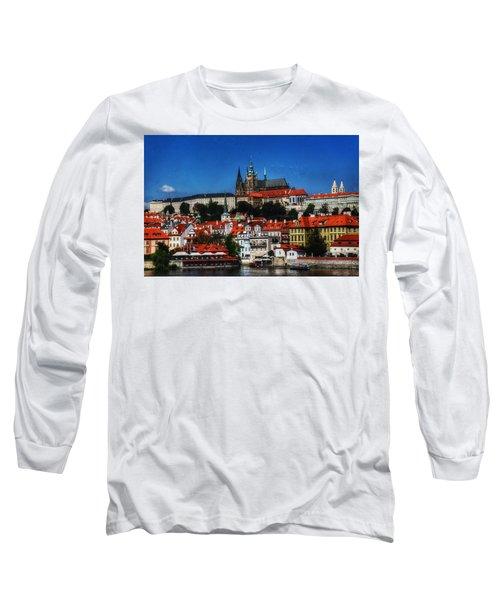 City On The River IIi Long Sleeve T-Shirt