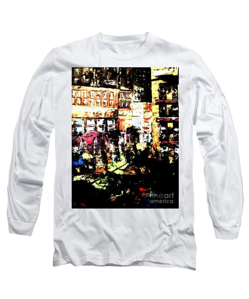 City Stroll Long Sleeve T-Shirt