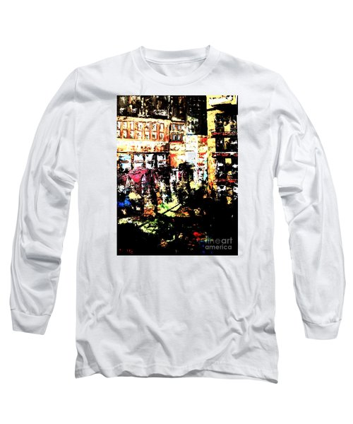 City Stroll Long Sleeve T-Shirt