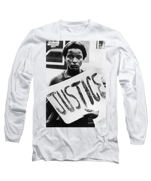 Civil Rights, 1961 Long Sleeve T-Shirt
