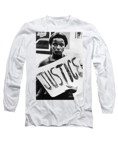 Civil Rights, 1961 Long Sleeve T-Shirt