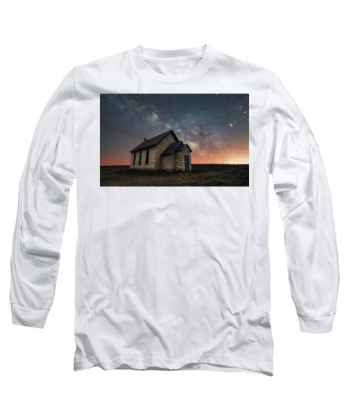 Long Sleeve T-Shirt featuring the photograph Class Of 1886 by Darren White