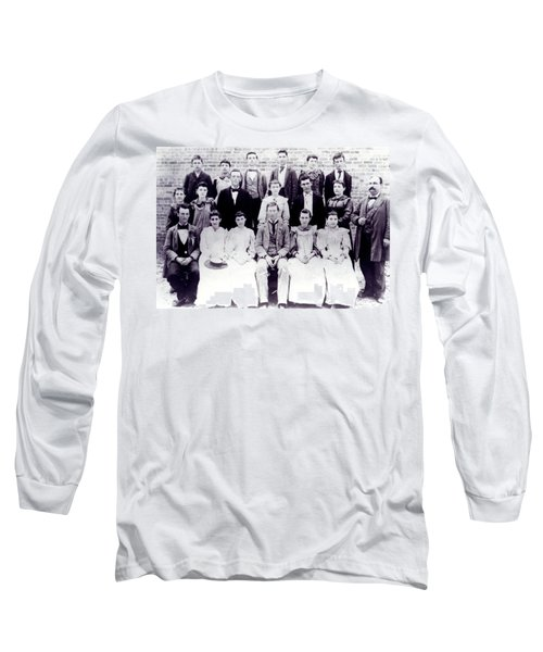 Class Of 1894 Bw Long Sleeve T-Shirt