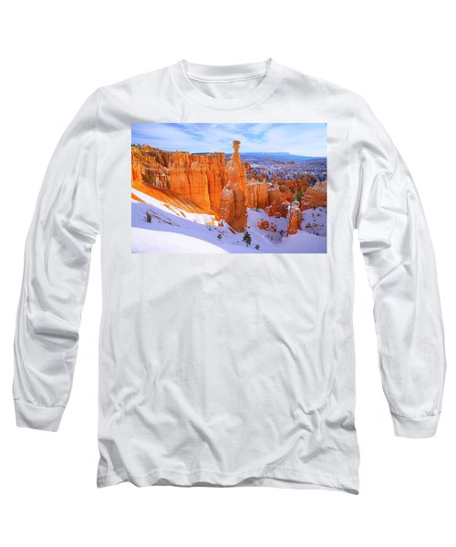 Long Sleeve T-Shirt featuring the photograph Classic Bryce by Chad Dutson