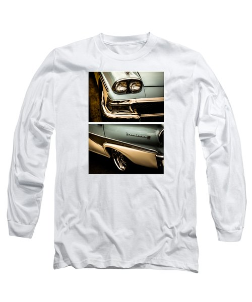 Classic Duo 1 Long Sleeve T-Shirt by Ryan Weddle
