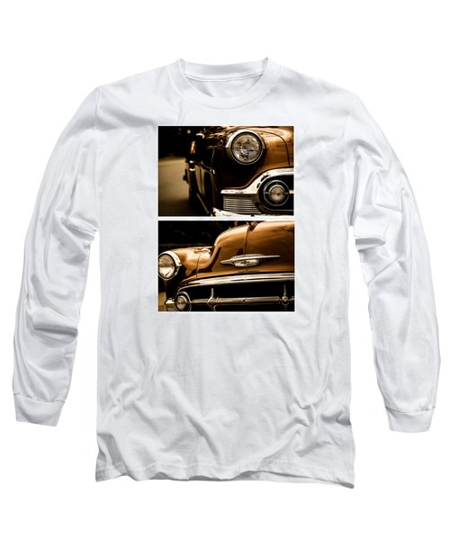Classic Duo 3 Long Sleeve T-Shirt by Ryan Weddle