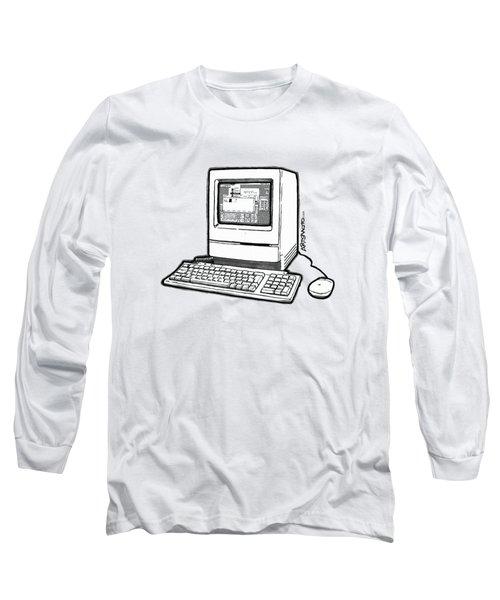 Classic Fruit Box Long Sleeve T-Shirt