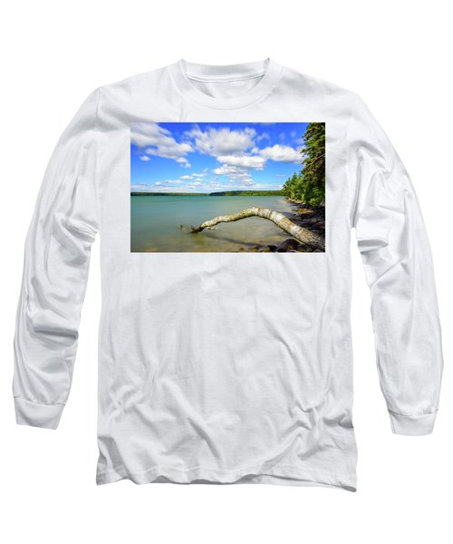 Clear Lake Long Sleeve T-Shirt