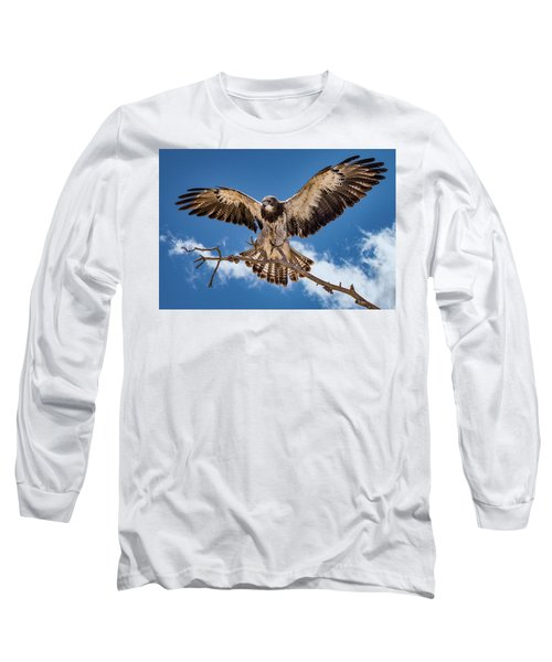 Cleared For Landing Long Sleeve T-Shirt