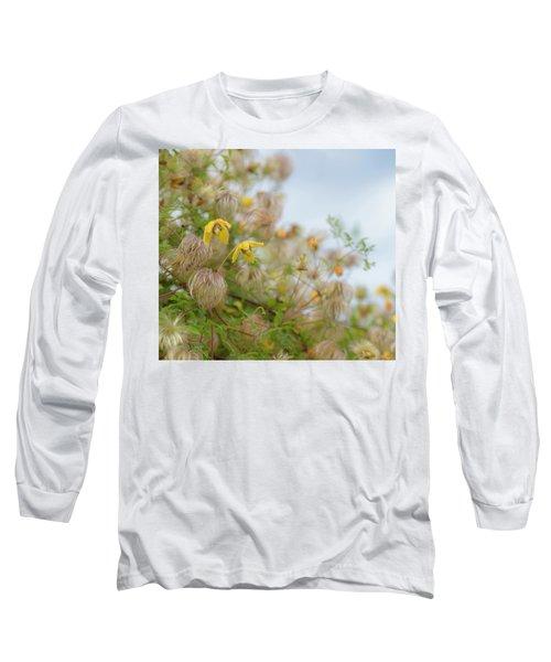 Clematis  Long Sleeve T-Shirt