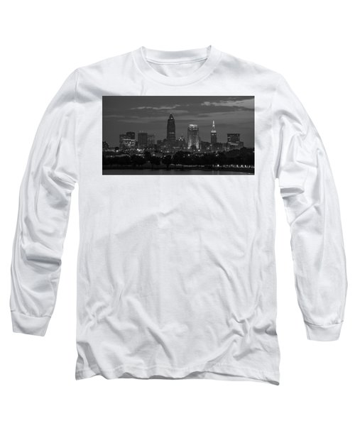 Cleveland After Dark Long Sleeve T-Shirt