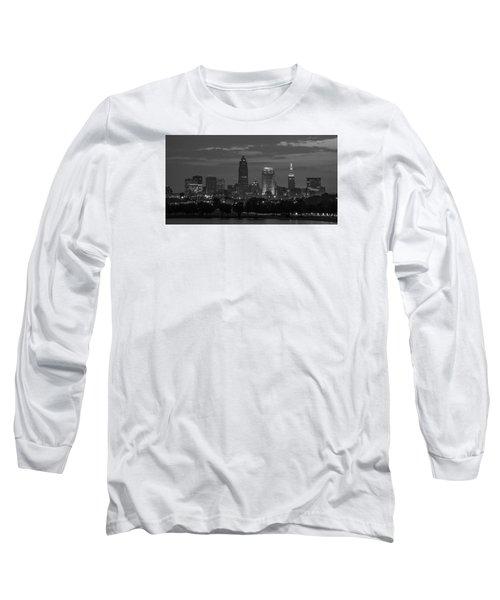Cleveland After Dark Long Sleeve T-Shirt