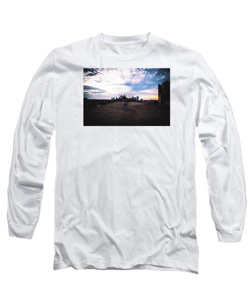 Cleveland From Afar Long Sleeve T-Shirt