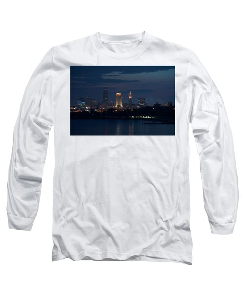 Cleveland Reflections Long Sleeve T-Shirt