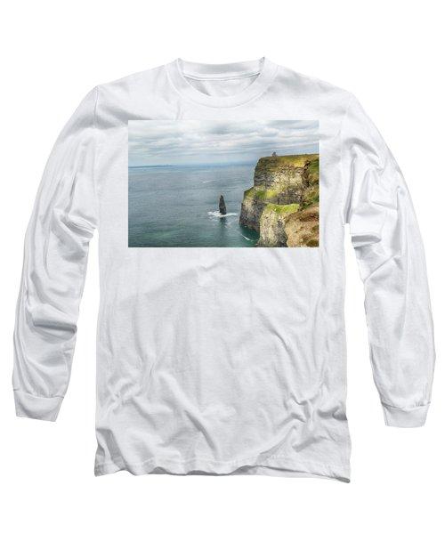 Cliffs Of Moher 3 Long Sleeve T-Shirt