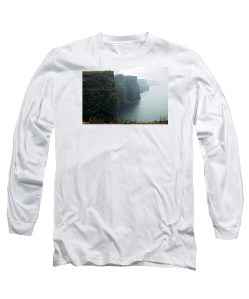 Cliffs Of Moher Long Sleeve T-Shirt