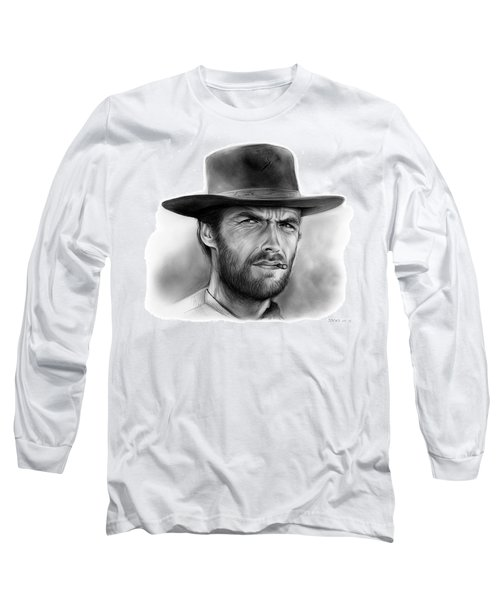 Clint Long Sleeve T-Shirt