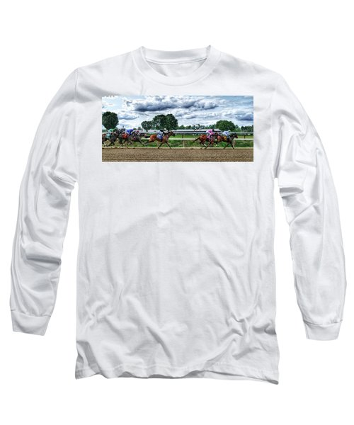 Close Competition Long Sleeve T-Shirt