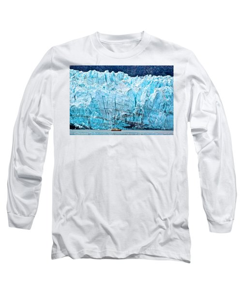Closer Perspective Long Sleeve T-Shirt by Eric Tressler