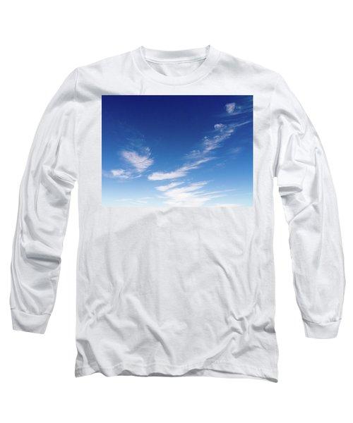 Cloud Sculpting Long Sleeve T-Shirt