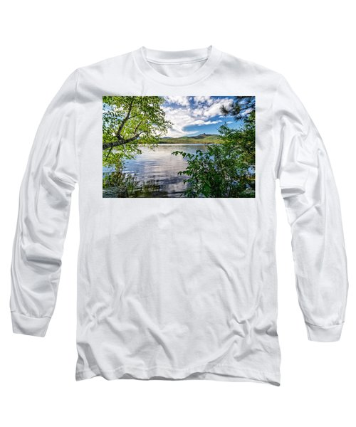 Cloud Swirl Mt. Chocorua Nh Long Sleeve T-Shirt