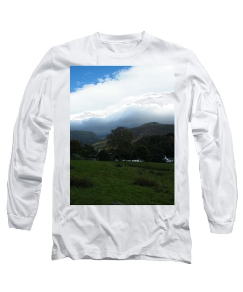 Cloudy Hills Long Sleeve T-Shirt