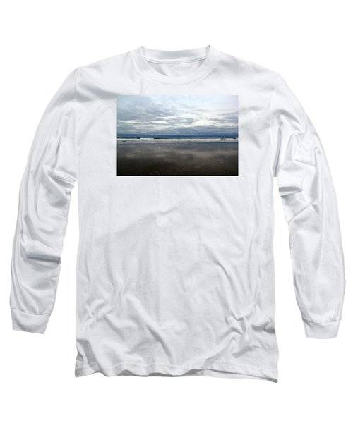 Cloudy Reflections Long Sleeve T-Shirt