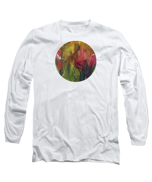 Cloudy With A Chance Of Rain Long Sleeve T-Shirt