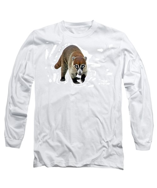 Coatimundi Long Sleeve T-Shirt