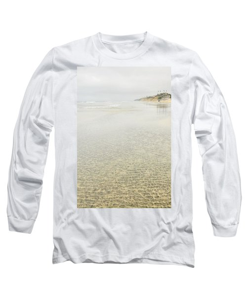 Cobblestones At Lowtide Long Sleeve T-Shirt