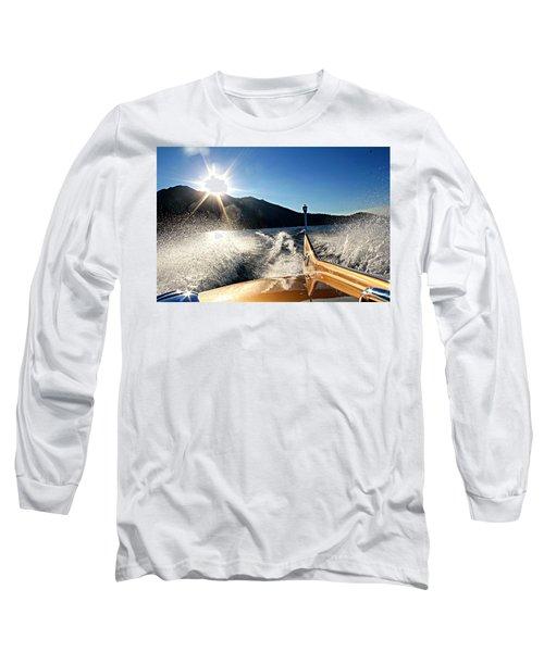 Cobra Tail Long Sleeve T-Shirt