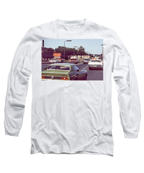 Coca Cola Plant On Central Ave Long Sleeve T-Shirt